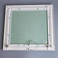 Buy cheap Plasterboard Access Panel Removable Powder Coating Plasterboard Galvanized Access Panels from wholesalers