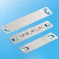 Buy cheap Stainless Steel Cable Marker Plate from wholesalers