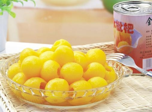 Quality Canned loquat for sale