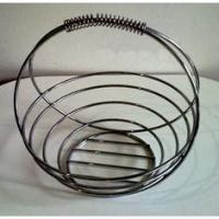 Buy cheap Chrome Basket, Double Fold Handle from wholesalers