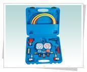Buy cheap Environment Proection Manifold Gauge Set Aluminum Valve Body from wholesalers