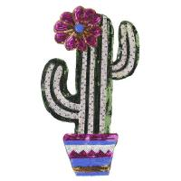 Buy cheap Cactus Sew on Sequin Patches from wholesalers