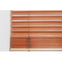 Buy cheap Venetian Blinds Motorized 50mm Basswood Venetian Blind from wholesalers