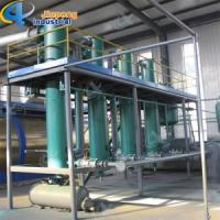 Buy cheap Waste Crude Oil Distillation Plant from wholesalers