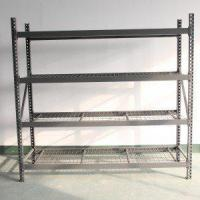 Buy cheap Shelving with accessories Rivet boltless shelving from wholesalers