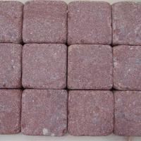 Buy cheap Red Porphyry Granite Slabs Tiles Paving Stone from wholesalers