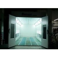 Buy cheap Industrial Paint Booth Auto Body Shop Paint Booth from wholesalers
