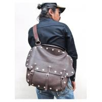 Buy cheap OBBI GOOD LABEL 9981 MTC LEATHER SADDLE BAG from wholesalers