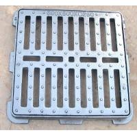 Buy cheap 500X500mm C250 Ductile Iron grating from China Manufacturer from wholesalers