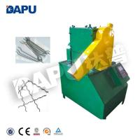 Buy cheap Wire steel fiber machine from wholesalers