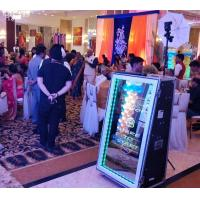 Buy cheap 65inch Mirror Photo Booth MK-65H from wholesalers