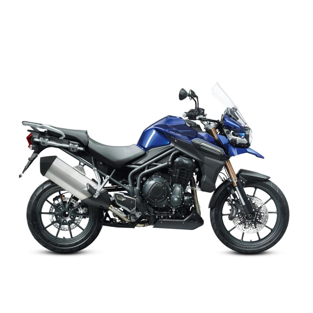 Buy cheap MOTORCYCLES 2012 Triumph Tiger 1200 Explorer from wholesalers