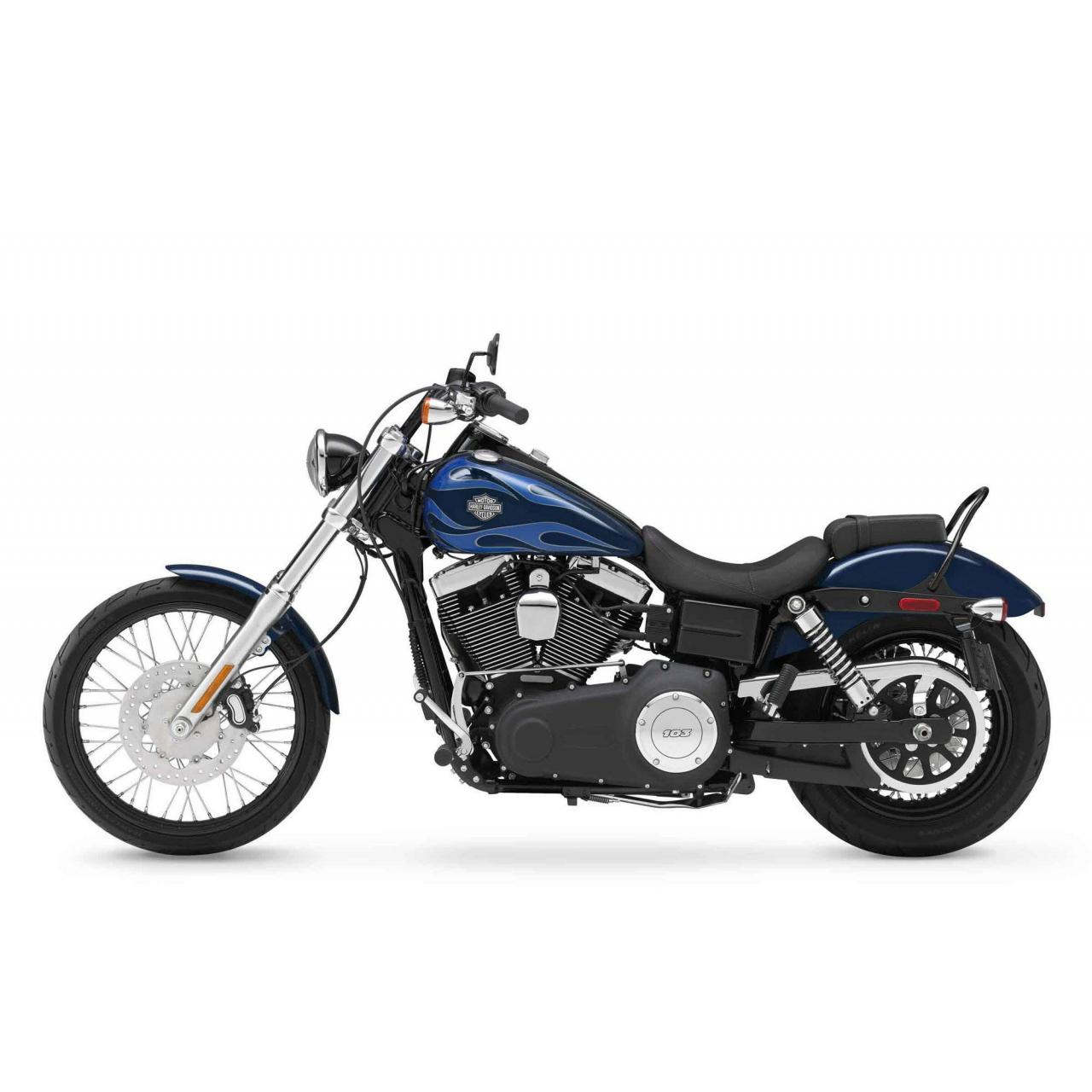 Buy cheap MOTORCYCLES 2012 Harley-Davidson FXDWG Dyna Wide Glide from wholesalers