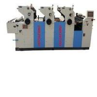 Wholesale Three Color Mini Offset Printing Machine from china suppliers