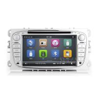 Buy cheap ZK-7206F 7 Inch Car DVD Player Ford Focus Car Stereo GPS Radio from wholesalers