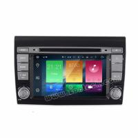 Buy cheap Zonteck ZK-8207F Fiat Bravo Android 8.0 Car Audio System DVD DAB from wholesalers