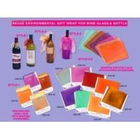 Buy cheap Gifts & Premiums WINE BOTTLE ORGANZA PACKAGING from wholesalers