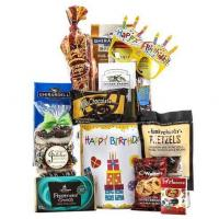 Buy cheap Jubilee Birthday Gift Basket from wholesalers