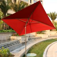 Buy cheap 7 ft Square Patio Umbrella Outdoor Market Umbrella, with Tilt Adjustment , Perfect for Outdoors, from wholesalers