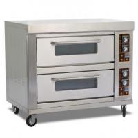 Buy cheap E24B Commercial Bakery Equipment Double Deck Electric Oven for Sale from wholesalers