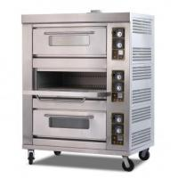 Buy cheap G24B Bakery Equipment For Sale Commercial Bakeries Used Pizza Ovens from wholesalers
