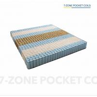 Buy cheap Pocket Springs:7-Zone Pocket Coils from wholesalers