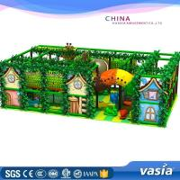 Buy cheap Indoor Playground Equipment children indoor playground-VS1-160218-45A-31A from wholesalers
