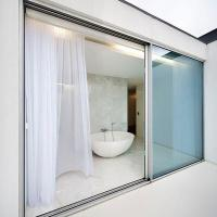 Buy cheap 2018 New Sliding Glass Shower Door for Bathroom with Float Glass from wholesalers