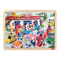 Buy cheap Classic Wooden Puzzle 48 Pieces from wholesalers