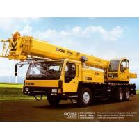 Buy cheap XCMG TRUCK CRANE from wholesalers