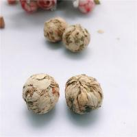 Buy cheap OEM service Box Packaging Blooming Tea ball pure flower Jasmine dragon pearls from wholesalers