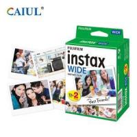Buy cheap Fujfilm Instax Wide Film Twin Pack 20 Sheets from wholesalers