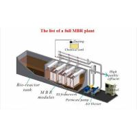 Buy cheap MBR sewage treatment system MBR Membrane Bioreactor wa from wholesalers