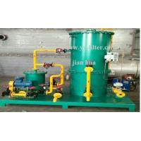 Buy cheap Oily Wastewater Separator automatic oil water separa from wholesalers