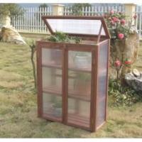 Buy cheap Plant Support Wooden Cold Frame Grow house Wooden Cold Frame Grow house from wholesalers
