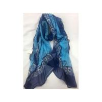 Buy cheap Best quality spring autumn custom cotton long fashion women scarf from wholesalers