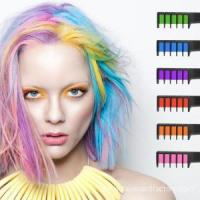 Buy cheap Temporary Hair Chalk Comb Safe For Kids Party from wholesalers