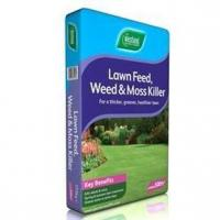 Buy cheap Landscaping Westland Aftercut All in One Lawn Feed, Weed & Moss Killer (14kg) product