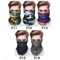 Buy cheap KaPin Men Women Colorful Elastic Seamless Sports Tube Head Scarf from wholesalers