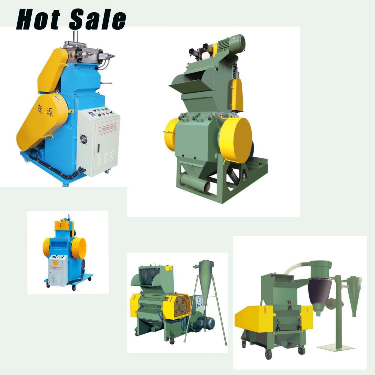 Buy cheap Cheap Cost of Plastic Cutting and Recycling Machine Waste Plastics Recycling Machine from wholesalers