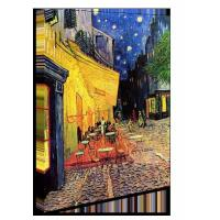 Buy cheap The Cafe Terrace on the Place du Forum Arles at Night from wholesalers