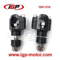 Buy cheap Universal Aluminum Motorcycle Handlebar Risers 1001-010 Chinese Supplier from wholesalers