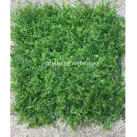 Buy cheap Dongguan Diy Fake Vertical Garden Materials Plant Wall Used Artificial Grass from wholesalers