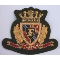 Buy cheap EMBROIDERY BADGES Crown Holderbscc-7918A from wholesalers