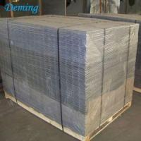 Buy cheap Galvanized Wire Mesh Fence Panel for Construction from wholesalers
