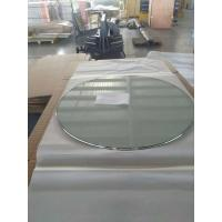 Buy cheap Clear Lamp Cover Tempered Glass Sheets from wholesalers