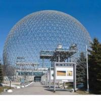 Wholesale Architectural Hemispherical Dome Roof Building with ETFE Membrane Structure or Glass Covers from china suppliers