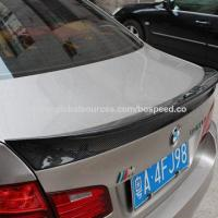 Buy cheap 2010-2016 AC Style Carbon Fiber Rear Spoiler for BMW 5 Series F10/F18 from wholesalers