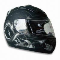 Street Full Face Helmet with Cheek Pads Manufactures